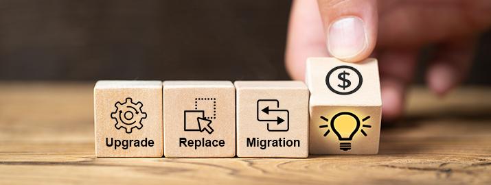 金融行业存储架构升级、替换、迁移难点问题在线答疑