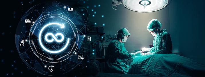 大型医院信息集成平台建设及打造可持续IT基础架构设计助力智慧医疗线下同行交流探讨(11.21  杭州站)