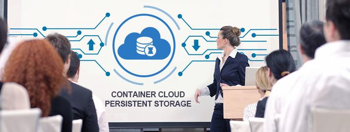 2021容器云架构岗——企业容器云持久化存储方案设计及难点在线辅导答疑